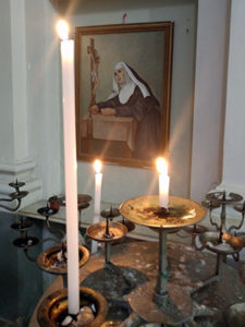 Lighting a Candle for the Mothers