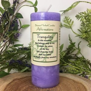 Affirmation Candles
