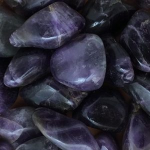 Tumbled Amethyst at DreamingGoddess.com