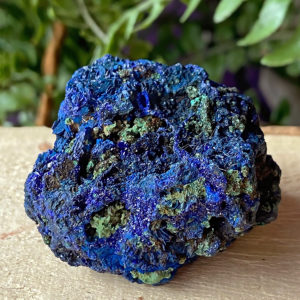 Azurite Malachite at the Dreaming Goddess