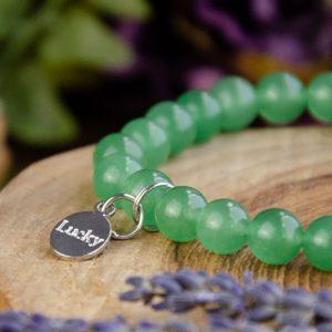 Aventurine Art of Luck Bracelet