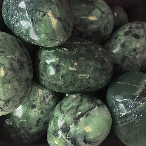 Nephrite Jade at the Dreaming Goddess in Poughkeepsie, NY