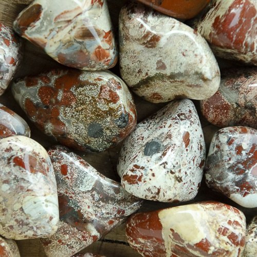 Brecciated Jasper at DreamingGoddess.com