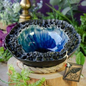 Extra Large Crater Bowl at DreamingGoddess.com