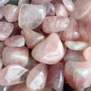 Rose Quartz at Dreaming Goddess