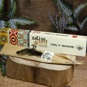 Holy Smoke ~ Native Soul Incense