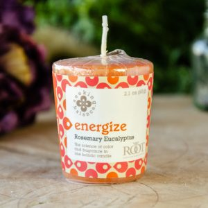 Seeking Balance Votive ~ Energize