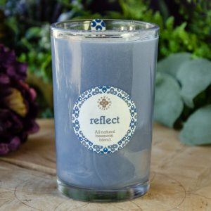 Seeking Balance Candle ~ Reflect
