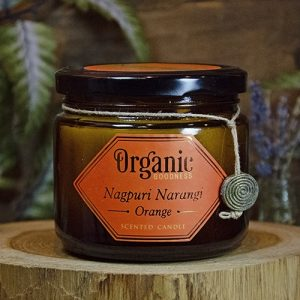 Organic Goodness Candles