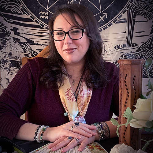 Readings with Athena Silver at Dreaming Goddess in Poughkeepsie, NY
