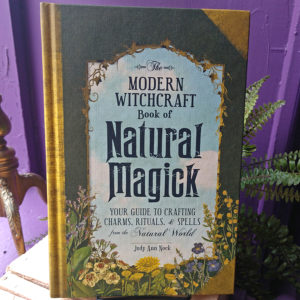 modern witchcraft book of natural magick