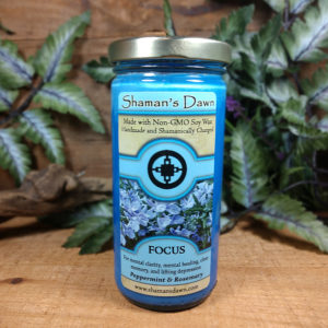 Shaman's Dawn ~ Focus Candle