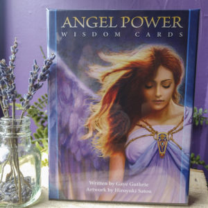 Angel Power Wisdom Cards Oracle Deck at DreamingGoddess.com
