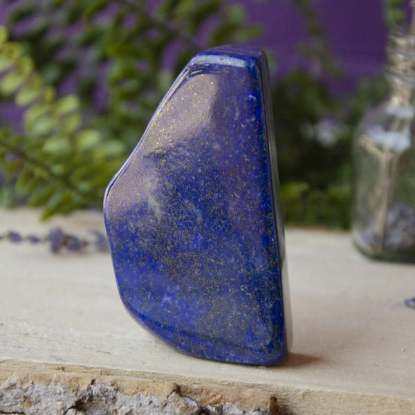 Free Form Lapis Lazuli at DreamingGoddess.com