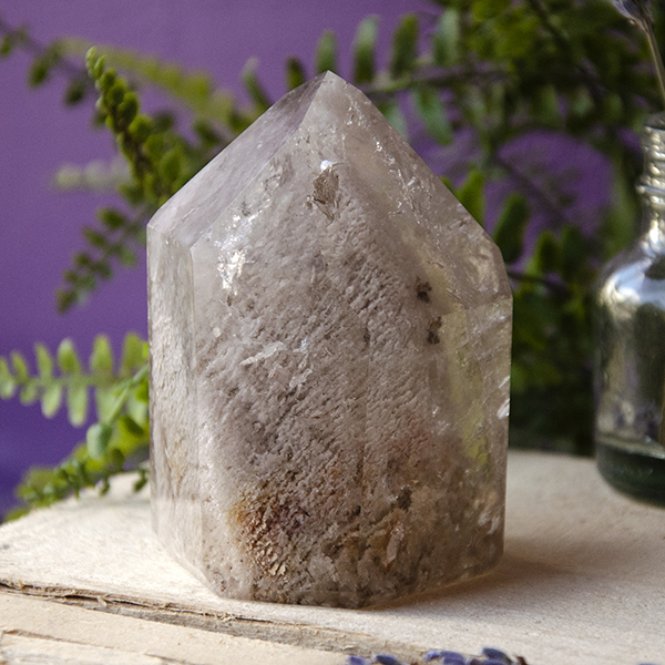 Lodolite Points at Dreaming Goddess in Poughkeepsie, NY