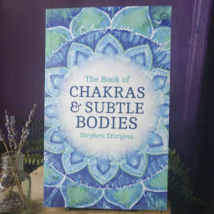 The Book of Chakras & Subtle Bodies at DreamingGoddess.com