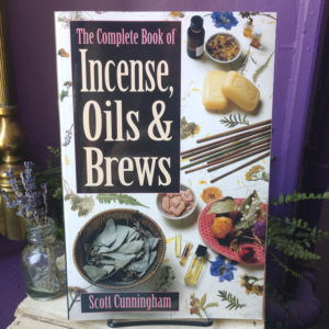 Complete Book of Incense, Oils & Brews at DreamingGoddess.com