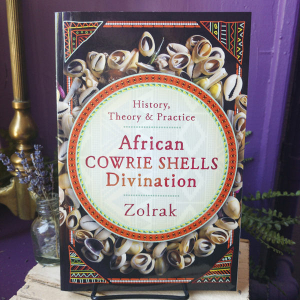 African Cowrie Shells Divination ~ History, Theory & Practice
