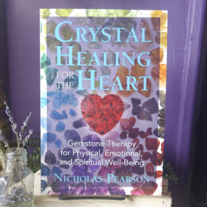 Crystal Healing for the Heart at DreamingGoddess.com