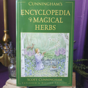 Cunningham's Encyclopedia of Magical Herbs at DreamingGoddess.com