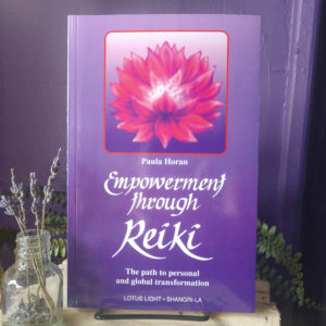 Empowerment Through Reiki at DreamingGoddess.com