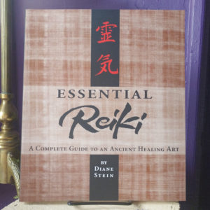 Essential Reiki ~ A Complete Guide to an Ancient Healing Art at DreamingGoddess.com