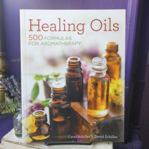 Healing Oils ~ 500 Formulas for Aromatherapy