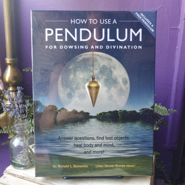 How to Use a Pendulum for Dowsing and Divination ~ Answer Questions, Find Lost Objects, Heal Body and Mind, and More!