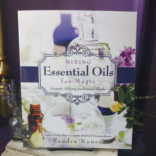 Mixing Essential Oils for Magic ~ Aromatic Alchemy for Personal Blends