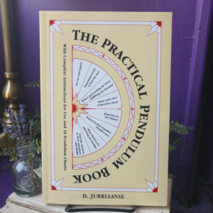 The Practical Pendulum Book ~ With Instructions for Use and 38 Pendulum Charts