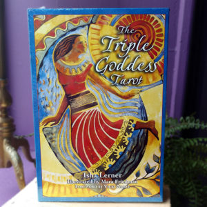 The Triple Goddess Tarot at DreamingGoddess.com