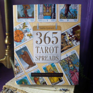 365 Tarot Spreads at Dreaming Goddess in Poughkeepsie, NY