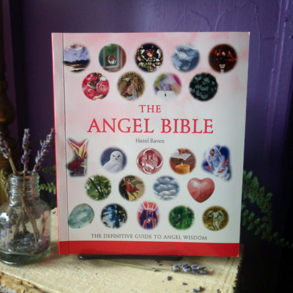 The Angel Bible ~ The Definitive Guide to Angel Wisdom at DreamingGoddess.com