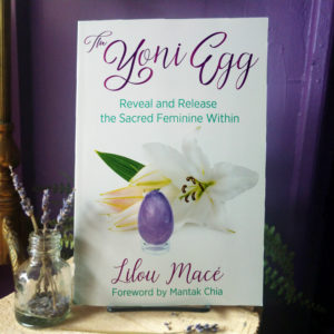 The Yoni Egg ~ Reveal and Release the Sacred Feminine Within at DreamingGoddess.com