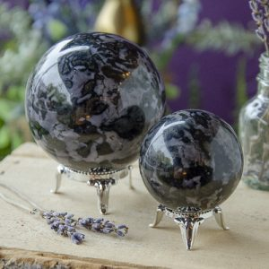 Gabbro Sphere at DreamingGoddess.com