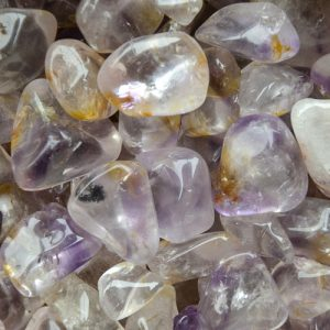 Tumbled Ametrine at DreamingGoddes.com