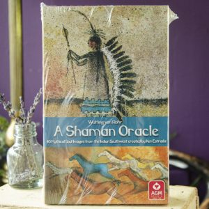 A Shaman Oracle at DreamingGoddess.com