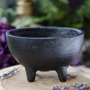 Cast Iron Oval Bowl at DreamingGoddess.com