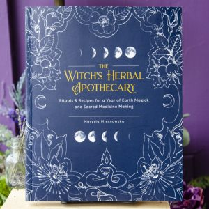 The Witch's Herbal Apothecary at DreamingGoddess.com