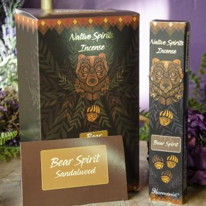 Bear Native Spirits Incense at DreamingGoddess.com