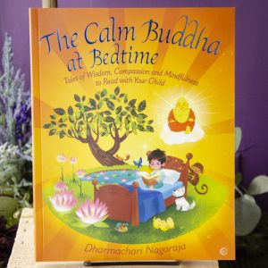 Calm Buddha at Bedtime at DreamingGoddess.com