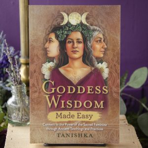 Goddess Wisdom Made Easy at DreamingGoddess.com