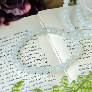 Aquamarine Bracelet at DreamingGoddess.com