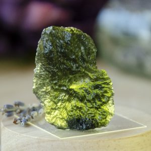 Moldavite at DreamingGoddess.com