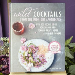 Wild Cocktails from the Midnight Apothecary at DreamingGoddess.com