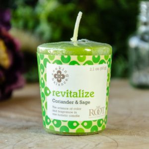 Revitalize Seeking Balance Votive at DreamingGoddess.com