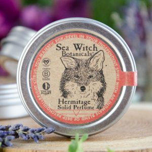 Hermitage Solid Perfume by Sea Witch Botanicals at DreamingGoddess.com