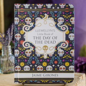 Llewellyn's Little Book of Day Of The Dead at DreamingGoddess.com